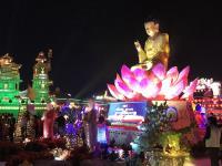 台灣燈會嘉義方舟 各宗教齊聚一堂(2)