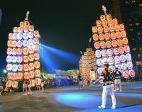 高雄燈會藝術節 日本秋田傳統技藝精彩演出