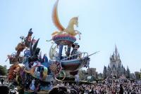 東京迪士尼慶35週年 全新日間遊行登場