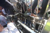 反年改 抗議群眾推擠