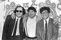 金馬獎影帝孫越為新片宣傳