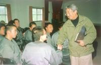 孫越訪問金門監獄