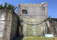 白色恐怖綠島紀念園區壁畫標語(2)