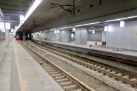 高雄鐵路工程 軌道由地上轉地下(3)
