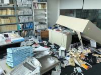 日本大阪強震4死358傷 倖存民眾心有餘悸