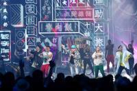 金曲29 嘻哈歌手搭劉福助精彩演出