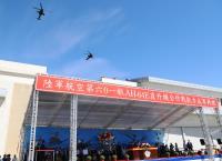 阿帕契直升机成军  场面壮观(3)