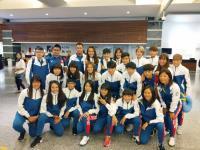 中華女足搭機啟程 目標先闖亞運8強