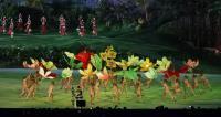 亞運開幕式 開幕演出展印尼文化特色(2)