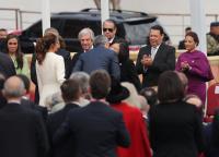 蔡總統祝賀巴拉圭總統就職