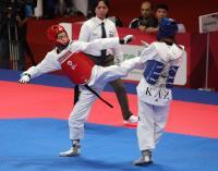亞運跆拳道女子對打 蘇柏亞晉決賽爭金牌