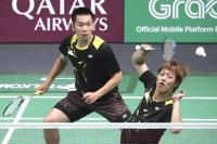 亞運羽球男團戰不敵中國 中華隊摘銅(3)