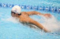 亞運游泳 卓承齊400公尺混合第7(2)