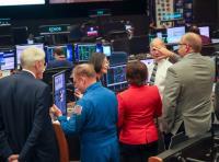 蔡總統訪NASA詹森太空中心
