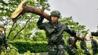 海軍陸戰隊協助救災