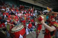 亞運棒球 為中華隊加油