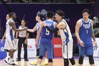 亞運男籃銅牌戰 中華不敵南韓