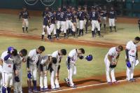 亞運棒球複賽 中華抗日失利