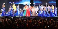 亞運閉幕式 表演中國風(1)