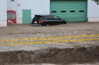 北海道強震 札幌市清田區土壤液化嚴重3