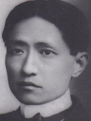 1878年2月17日,「台灣通史」作者連雅堂出生於臺南府寧南坊馬兵營。(圖取自維基共享資源)