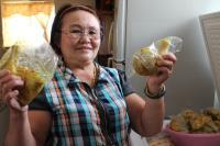 金門張阿姨印尼乾麵 就像在家裡吃飯