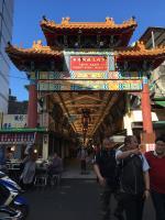 到華西街必吃在地美食 燒麻糬及蛇湯