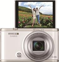 CASIO EX-ZR5000超廣角美顏機上市