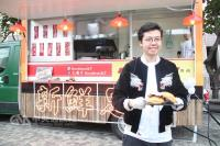 香港觀光新亮點  美食車進駐主景點