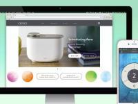 新智慧居家產品Aera    全球首款智慧香氛系統