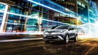 Toyota C-HR即日起开放预购 预售价91.9万元起