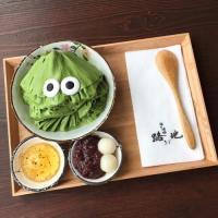 台中知名妖怪冰「路地 氷の怪物」市民大道店3/15日開幕