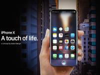 iPhone 8概念圖搶先露臉  結合AR有臨場感