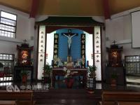 云嘉宗教盛事 云林树仔脚天主堂成立大圣若瑟朝圣地