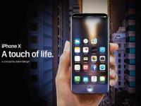 iPhone 8更聰明 臉部辨識自動解鎖