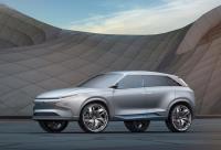Hyundai氫燃料概念車,宣告品牌「綠能車」要更上一層樓!