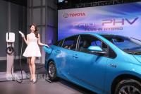 Toyota油電車添新兵  Prius PHV限量百台