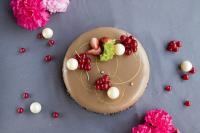 HOTEL COZZI民生館推母親節健康蛋糕