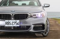 BMW 5 Series的強大主被動安全獲得NCAP五顆星