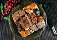 牛肉松露鮑魚入餡 台中日月千禧推最「牛」肉粽