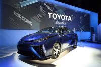 Toyota 在中國展開FCV燃料電池車測試!