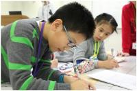 兒童職場活動新體驗 開旅行社當顧問
