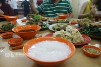 新加坡國民美食潮州糜  星版清粥小菜