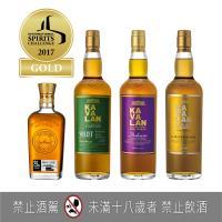 噶玛兰威士忌  再夺英国国际烈酒赛4金