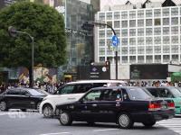 東京計程車起跳價調降  短程客增加