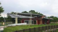 莫拉克重建 最後高雄小林活動中心完工