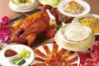 天成TICC世貿會館 消費滿2000免費送明爐櫻桃烤鴨