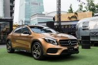 Mercedes-Benz new GLA 全新改款個性登場