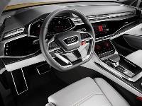 Audi Q8概念車  搭載最新Android車用系統