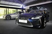 全新GT跑車Lexus LC 5月23日正式發表